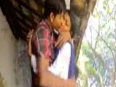 Free sex clip of desi village sweeping outdoor sex in uniform