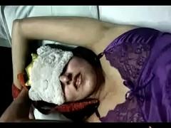 Indian teen wife Viral honeymoon video BDSM