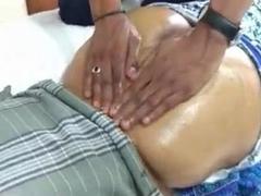 Husband asking round close to massage round Dhansree chechi