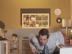 Babes - Office Obsession - Bitch Boss cash reserves Tyler Nixon with the addition of Ana Foxxx clip