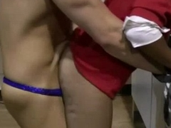 Indian cfnm amateur drilled at office