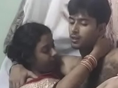 Sexy Bengali Girl Making love Tape