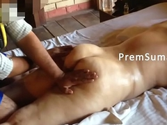 Desi wife Suman property nude massage economize on filming [Part 2]