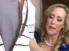 Mature Lady (brandi love) With Fat Melon Tits On Sex Tape movie-08