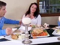Sexy Milf (brandi love) Have Sex With Huge Dick Stud video-09