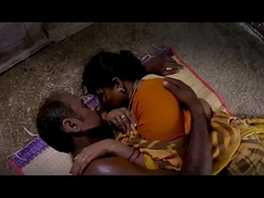 Desi Indian big boobs aunty fucked by outside man!