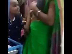 Tamil Hot aunty interior neval