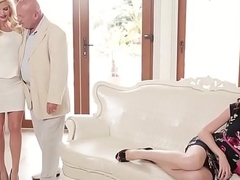 Babes - front mamma lessons - (viktor solo candee...