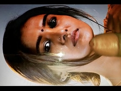 Huge tribute to actress Vani bhojan