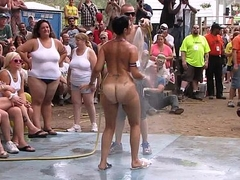 amateur nude contest readily obtainable this years nudes a poppin festival in indiana