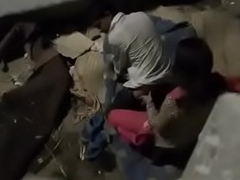 Trans Fucking a Twink Outdoor apropos Desi Gay Sex Video